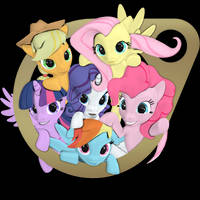 SFM-Ponies Logo by GLEBOSS