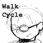 Walk cycle by Toug-2000