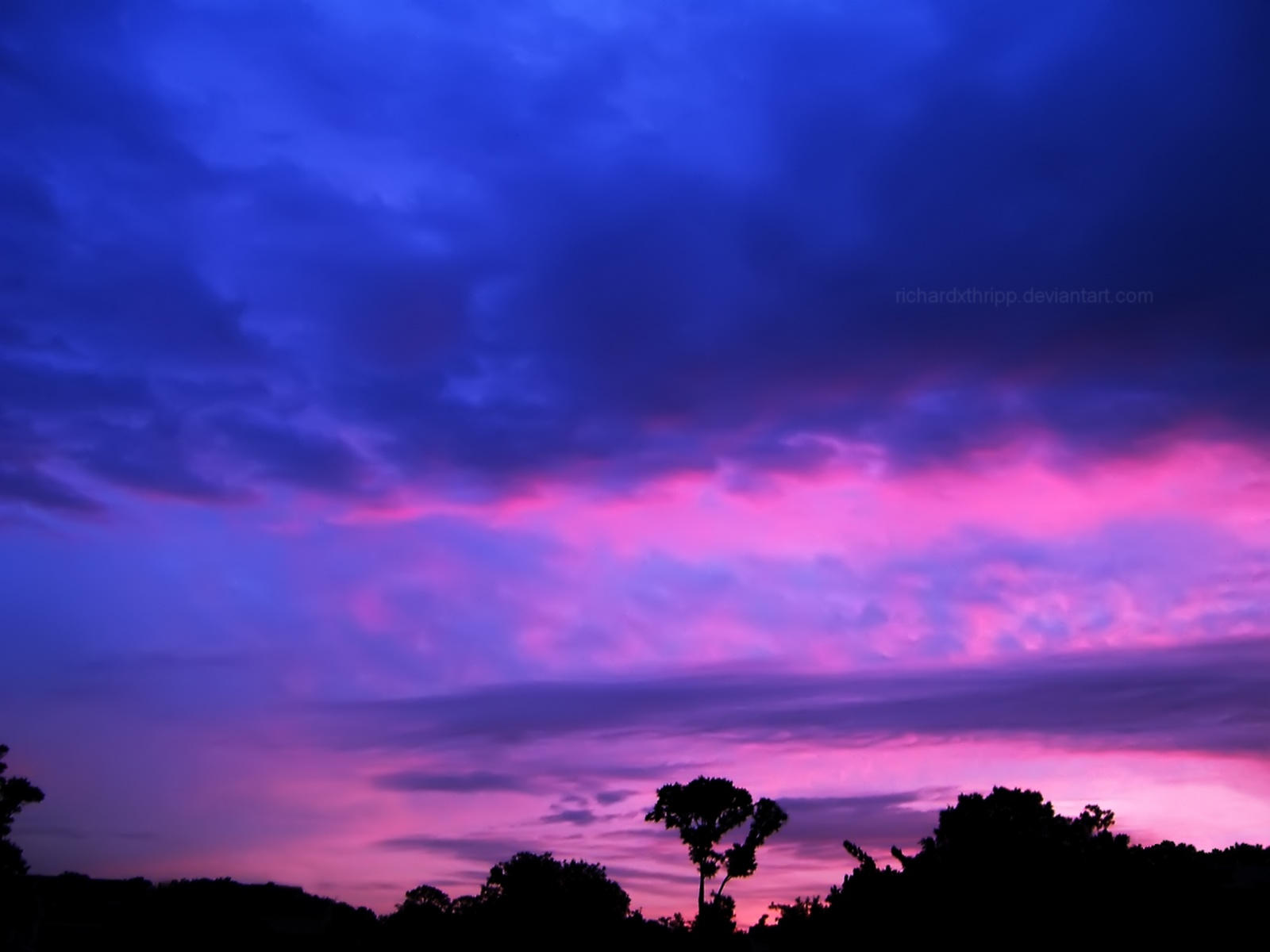 Pink and purple sunset 3 by richardxthripp on deviantart pink and purple sunset 3 wp by richardxthripp junglespirit