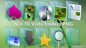 Win 10 Vista PNG 256x256