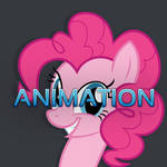Pinkie Pie moving her head idk *shrug*