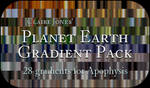 Planet Earth Gradient Pack