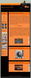 Halloween CSS v.1.2.2 by ClaireJones