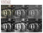 Vintage Color Effects Pack v.1