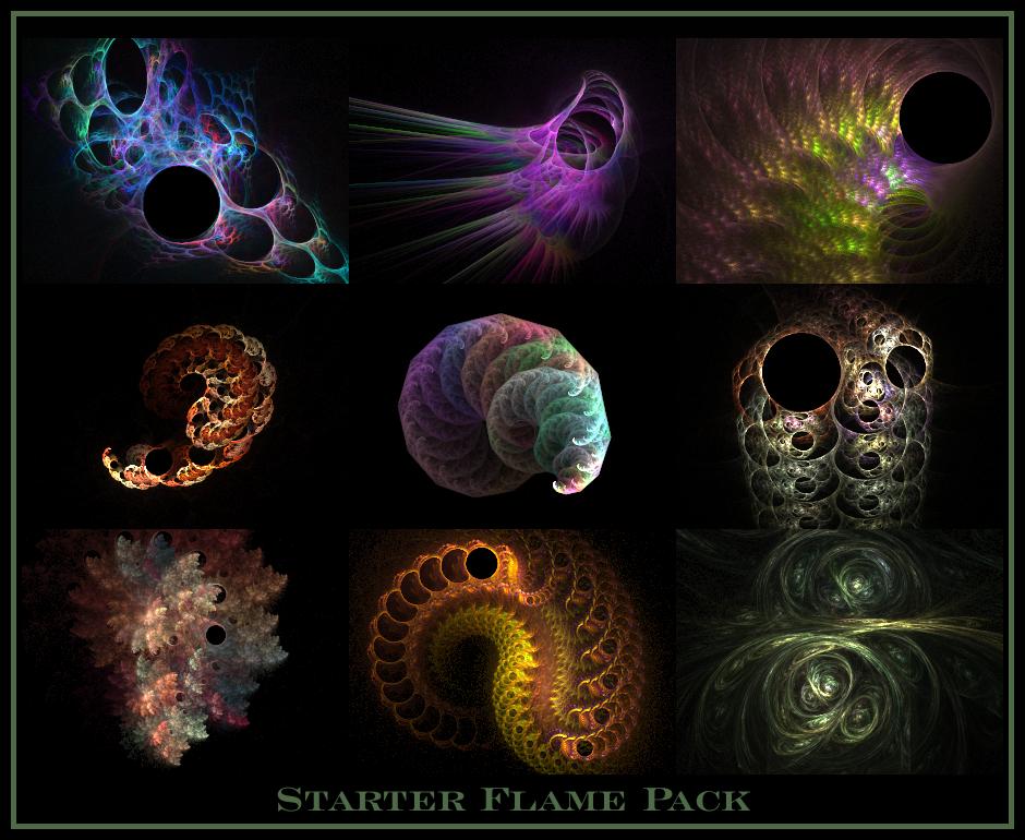 Starter Flame Pack