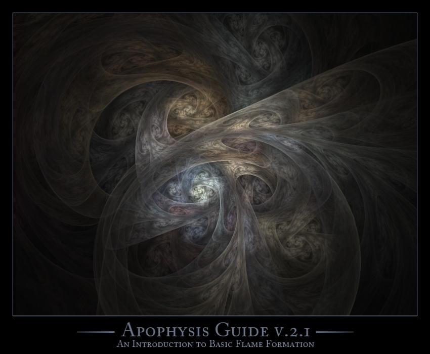 Apophysis Guide v.2.1 by ClaireJones