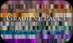 Apophysis Gradient Pack I