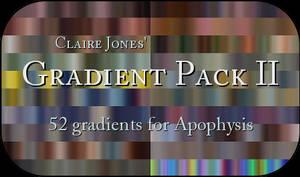 Apophysis Gradient Pack II