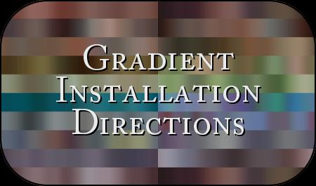 Grad. Installation Directions by ClaireJones