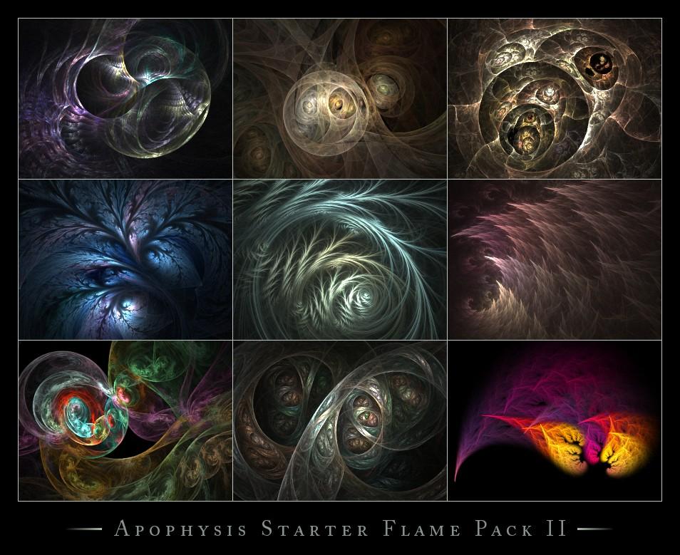 Apophysis Starter Flames II
