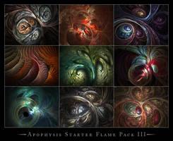Apophysis Starter Flames III
