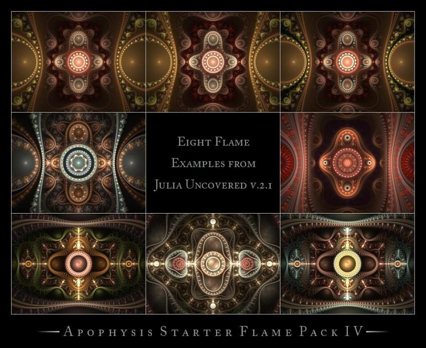 Apophysis Starter Flames IV by ClaireJones