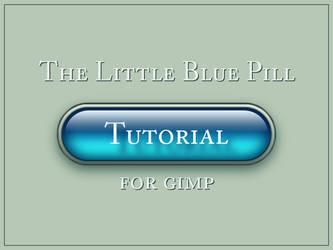 The Little Blue Pill Tutorial by ClaireJones