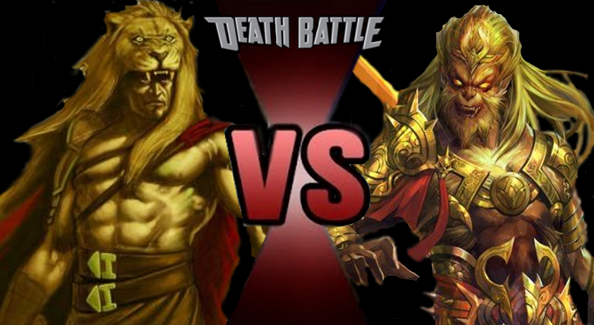 Heracles vs. Sun Wukong | SHOWDOWN! by PsyInsti on DeviantArt