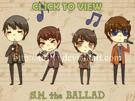 sm the ballad