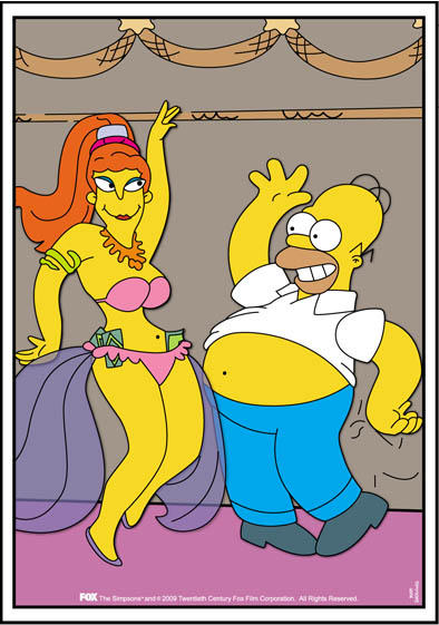 Princess Kashmir Simpsons-C by mc06x