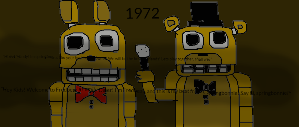 Fredbear 39 s family diner by freddyfazbearfan64 on deviantart for Family diner