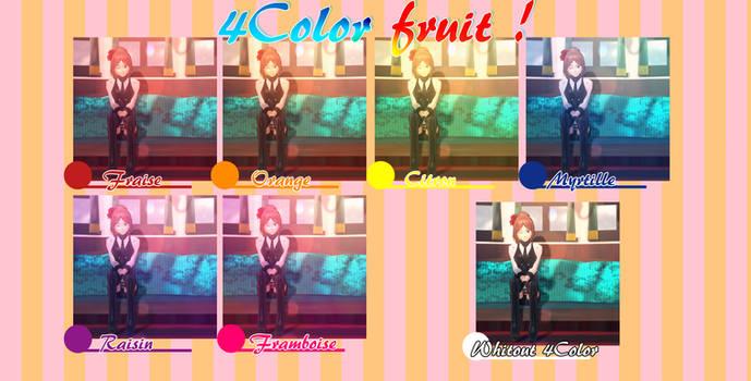 .:MME:. 4color fruit +DL