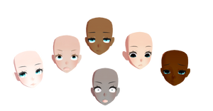 FaceTextures Pack1 DL**