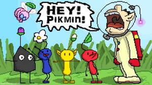 HEY! Pikmin! (Animated Gif)