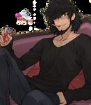 Jigen Daisuke [Render]