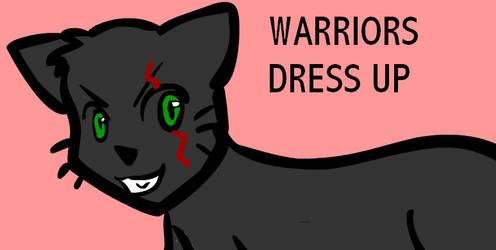 Warrior Cats Dress Up V.2 by I-Am-Mrfette