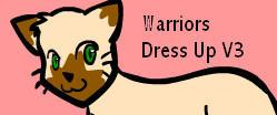 Warriors Dress Up V3