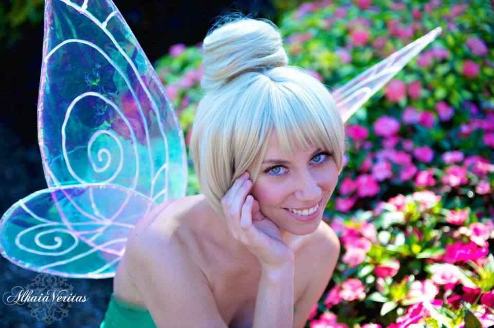 Tinker Bell Fairy Wings Tutorial by minako55nz