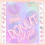 Pink Donut Cursors