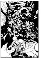 Doctor Strange 8, page 20