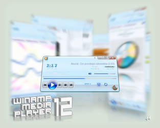 cPro - Winamp Media Player 12 by MiMo86
