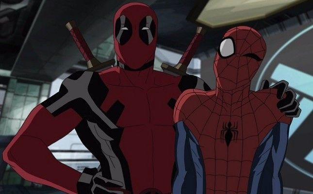 hero work deadpool x reader x spidermanskystar54 on