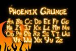 FONT- Phoenix Grunge