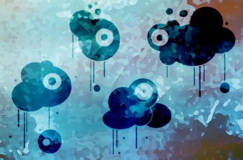 Cloud Brushes by ki-cek