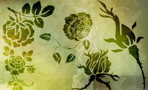 Rose Brushes by ki-cek