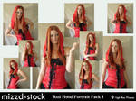 Red Hood Portrait Pack 1