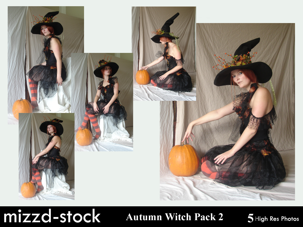 Autumn Witch Pack 2