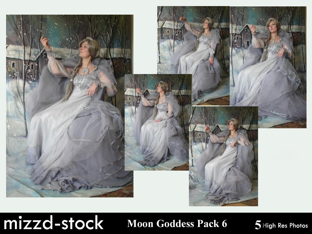 Moon Goddess Pack 6