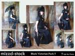 Black Victorian Pack 5