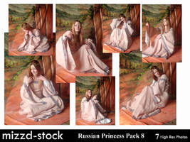 Elven Princess Pack 8 by mizzd-stock
