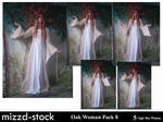 Oak Woman Pack 8