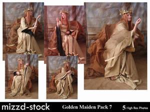 Golden Maiden Pack 7