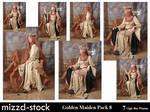 Golden Maiden Pack 8
