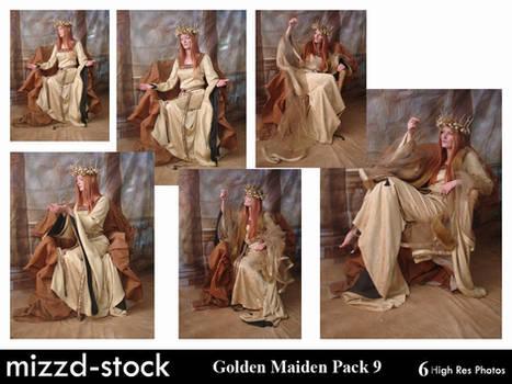 Golden Maiden Pack 9