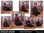 Gothic Noir Pack 6