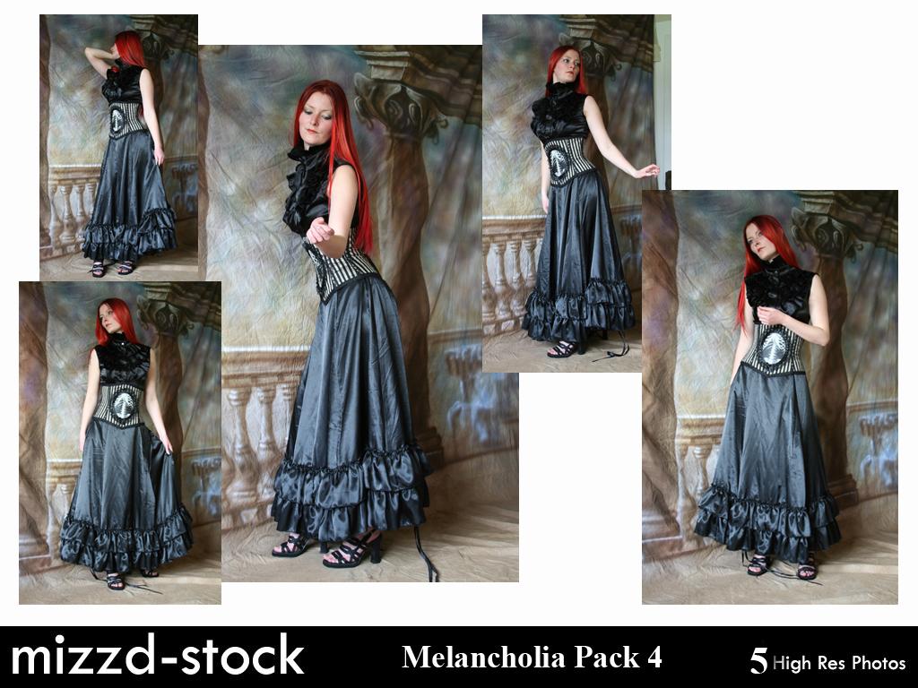 Melancholia Pack 4