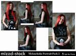 Melancholia Portrait Pack 2