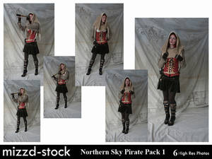 Northern Sky Pirate Pack 1