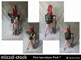 Post Apocalypse Pack 7 by mizzd-stock