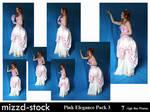 Pink Elegance Pack 3